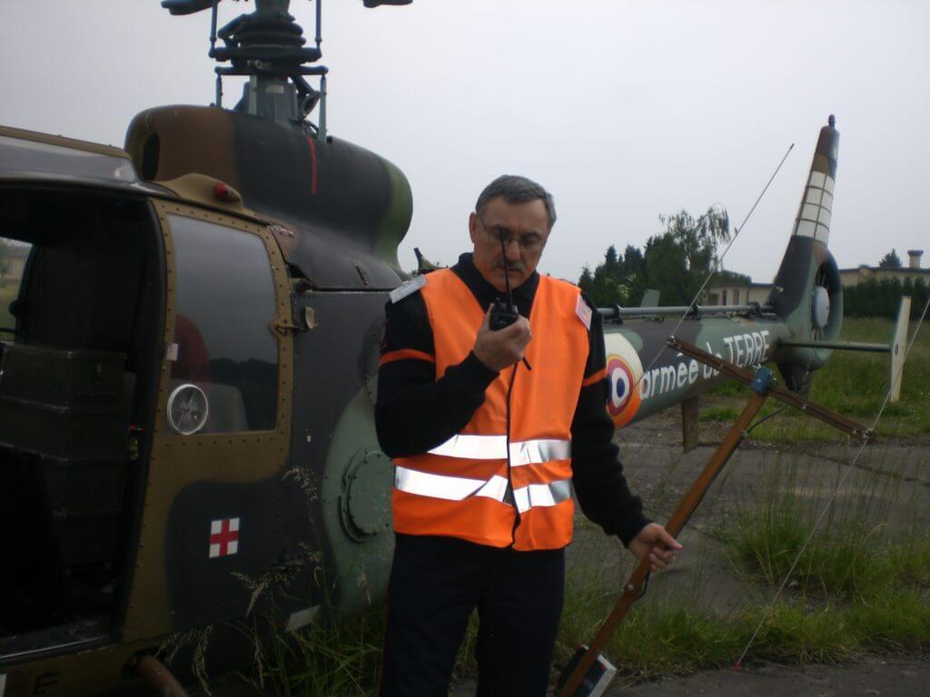 Recherche terrestre ou héliportée